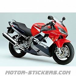Honda CBR 600F 02-2003