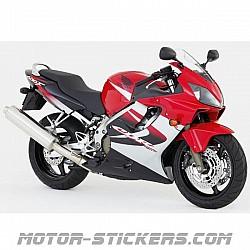 Honda CBR 600F '04-2005