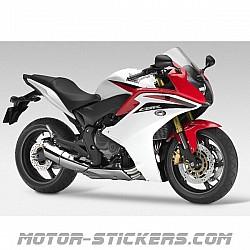 Honda CBR 600F '11-2013