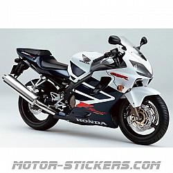 Honda CBR 600F Sport '01-2002