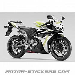 Honda CBR 600RR Hannspree 2008