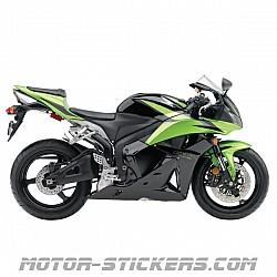Honda CBR 600RR '09-2011