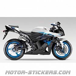 Honda CBR 600RR Limited 2009