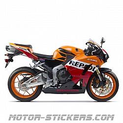 Honda CBR 600RR 2013 Repsol