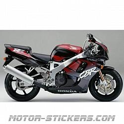 Honda CBR 900RR '94-1995