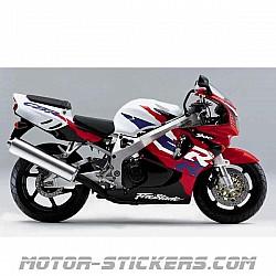 Honda CBR 900RR '96-1997