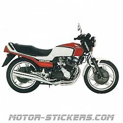Honda CBX 550F '82-1986