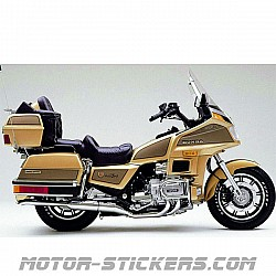 Honda GL 1200 Gold Wing '84-1985