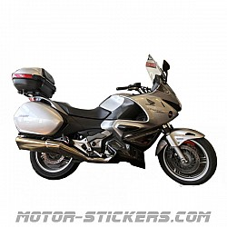 Honda NT 700V Deauville '06-2010 Travel Edition