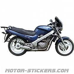 Honda NTV 600 Revere '88-1992