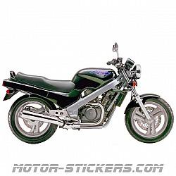 Honda NTV 650 Revere '93-1997
