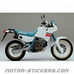 Honda NX 650 Dominator '89-1992
