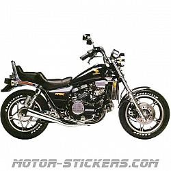 Honda VF 750C  V45 Magna 1988