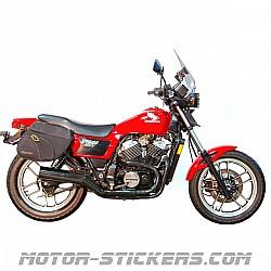 Honda VT 500 Ascot 1984