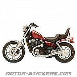 Honda VT 500 Shadow '85-1988