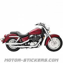 Honda VT Shadow Sabre 1987