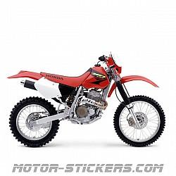 Honda XR 400R '96-2004