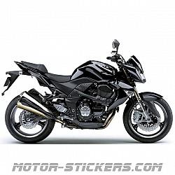Kawasaki Z1000 2008