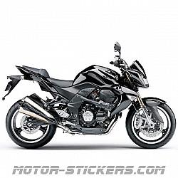 Kawasaki Z1000 2009