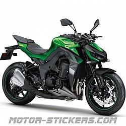 Kawasaki Z1000 '17-2018
