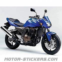 Kawasaki Z750 '03-2006