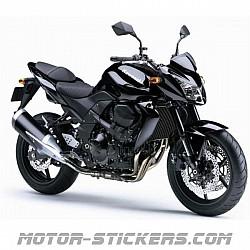 Kawasaki Z750 2010