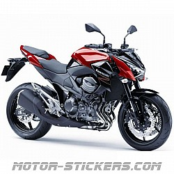Kawasaki Z800 2015
