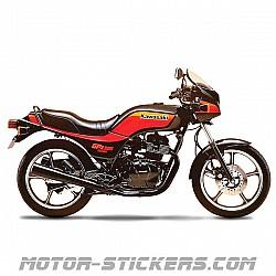 Kawasaki GPZ 305 '83-1994