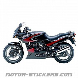 Kawasaki GPZ 500S '98-2001