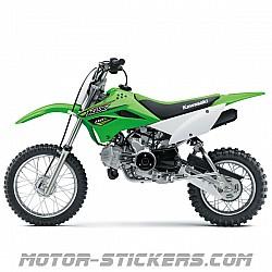 Kawasaki KLX 110L 2018
