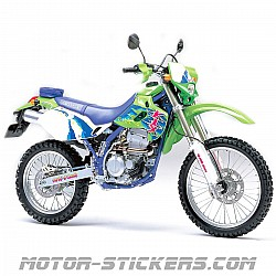 Kawasaki KLX 250 1993