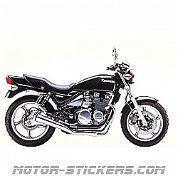 Kawasaki Zephyr 550 '92-1997