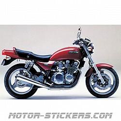 Kawasaki Zephyr 750 '92-1995