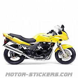 Kawasaki ZR7-S '99-2003