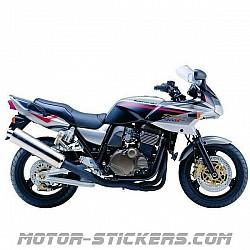 Kawasaki ZRX 1200 2001