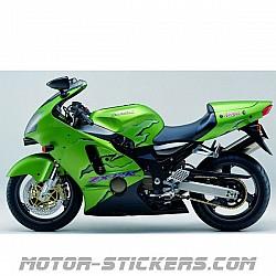 Kawasaki ZX-12R 2001