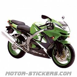 Kawasaki ZX-6R 1999