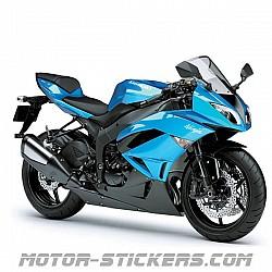 Kawasaki ZX-6R '09-2011