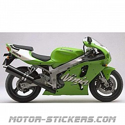 Kawasaki ZX-7R 1999
