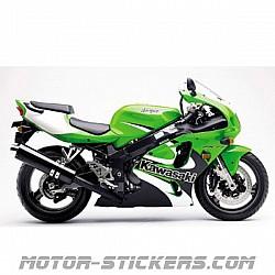 Kawasaki ZX-7R 2001