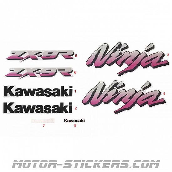 Kawasaki ZX-9R 1995