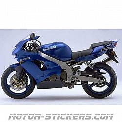 Kawasaki ZX-9R '98-1999