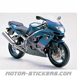 Kawasaki ZX-9R 1999