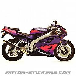 Kawasaki ZXR 400 1994