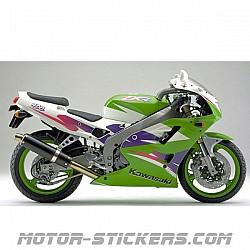 Kawasaki ZXR 400 '01-2003