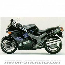 Kawasaki ZZR 1100 1995