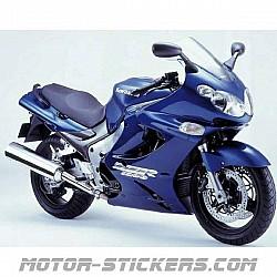 Kawasaki ZZR 1200 '02-2006