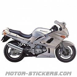 Kawasaki ZZR 600 '95-2004