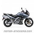 Suzuki DL 1000 V-Strom 02-2003