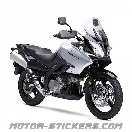 Suzuki DL 1000 V-Strom 06-2008